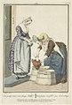 Dienstmeisje en melkverkoopster Een pintje maar van daag, Neeltje Une pinte, ma fille pas d'avantage (titel op object), BI-B-FM-107-4.jpg