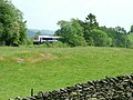 Diesel multiple unit on branch line to Windermere, Cumbria - geograph.org.uk - 1151904.jpg
