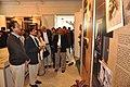 Dignitaries Visit Acharya Prafulla Chandra Ray Life And Science Of A Legend Exhibition - BITM - Kolkata 2011-01-17 0200.JPG