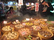 Dimsum dumplings by brappy! in Gongguan Market, Taipei.jpg
