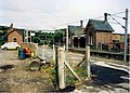 Dinting station - Glossop branch platforms - geograph.org.uk - 827933.jpg