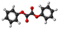 Diphenyl oxalate 3D ball.png