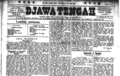 Djawa Tengah front page from March 29, 1919.png