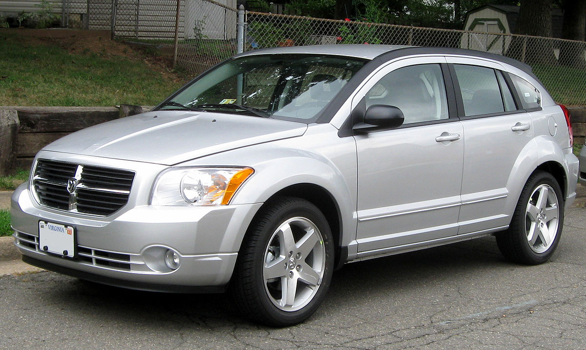 Dodge Caliber ndash Wikipedia