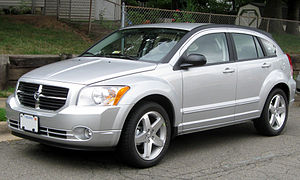 Dodge Caliber - Image: Dodge Caliber 09 07 2009