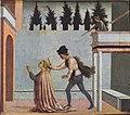 Domenico Veneziano - Das Martyrium der heiligen Lucia.jpeg