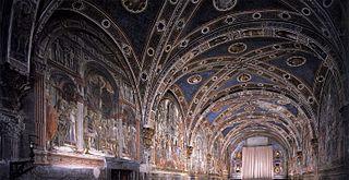 Pellegrinaio di Santa Maria della Scala