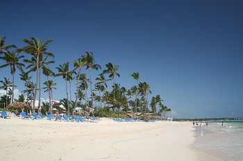 English: Punta Cana beach, Dominicana