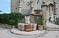 Dorfbrunnen Vier Jahreszeiten, Bad Vigaun.jpg