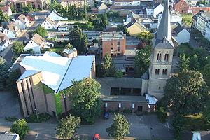 Dormagen - St. Michael church