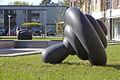 """Dorothé Jehoel, """"Zinnebeelden"""", graniet, diverse afmetingen, Zorgcomplex De Nieuwe Munt Venlo, 2011.jpg"""