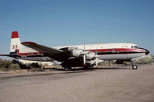 Douglas DC-7C Seven Seas AN1468562