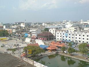Downtown Nakhon Ratchasima