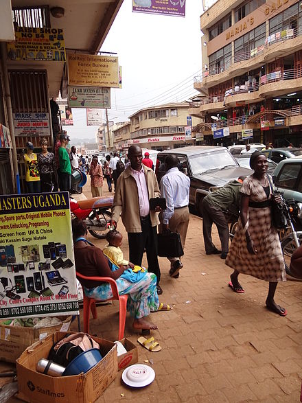kampala city traders association - HD 2736×3648