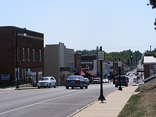 Downtown Troy Historic District