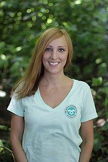 Rebecca Cliffe British zoologist
