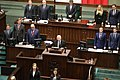 Dr Jarosław Kaczyński wspomina zmarłą posłankę Jolantę Szczypińską.jpg