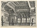Drawing, Stage Design, Gothic Room, 1832 (CH 18359093).jpg