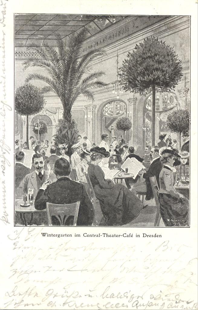 Central Cafe Dresden