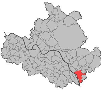 Pillnitz - Image: Dresden gemarkungen Pillnitz