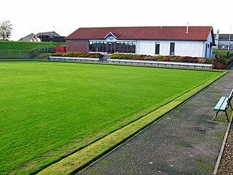 Drumoak - Drumoak and district bowling green