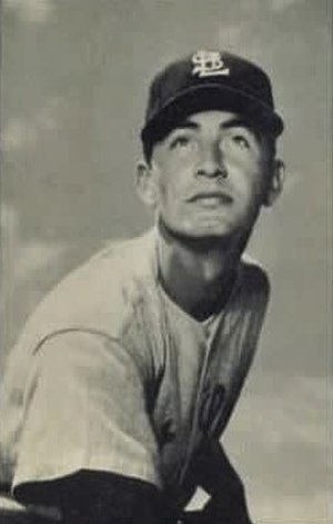 Duane Pillette - Pillette in 1953