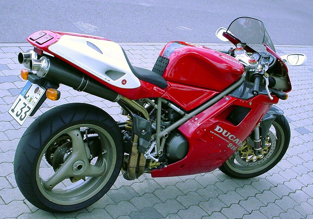 Ducati 916 Wikidata