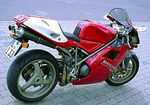 Ducati 916 - Ducati 916