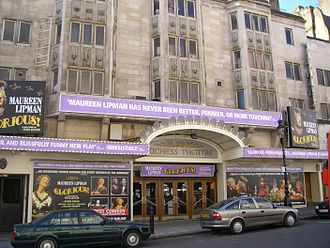 Duchess Theatre - Glorious at the Duchess Theatre in 2006