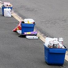 Blue Box Recycling System Wikipedia