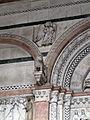 Duomo di lucca, portico, leone 04.JPG