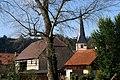 Durchblick auf die ev. Kirche - panoramio.jpg