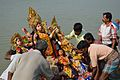 Durga Idol Immersion - Baja Kadamtala Ghat - Kolkata 2012-10-24 1343.JPG