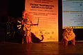 Durga and Lion - Mahisasuramardini - Chhau Dance - Royal Chhau Academy - Science City - Kolkata 2014-02-13 9126.JPG