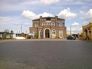 Chojnice railway station