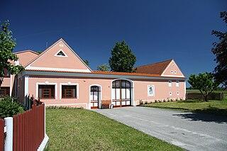 Dynín Municipality in South Bohemian, Czech Republic