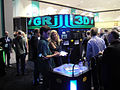 E3 2011 - Grilli3D booth (5831109432).jpg