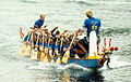 EDBF European Dragon Boat Championships 2000 in Malmo, Swedish Open Team 2000m.jpg