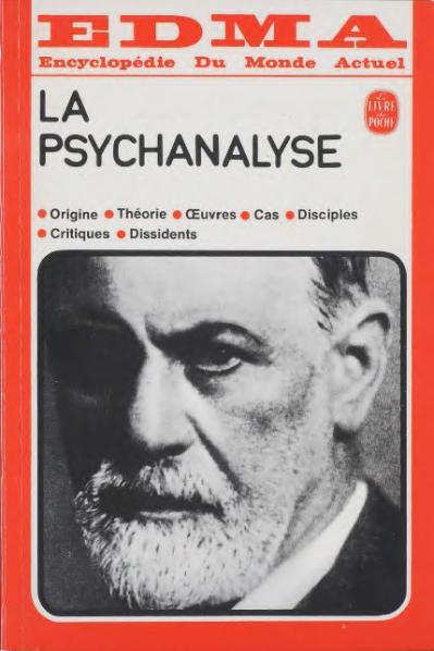 File:EDMA - La psychanalyse, Le Livre de Poche, 1975.djvu