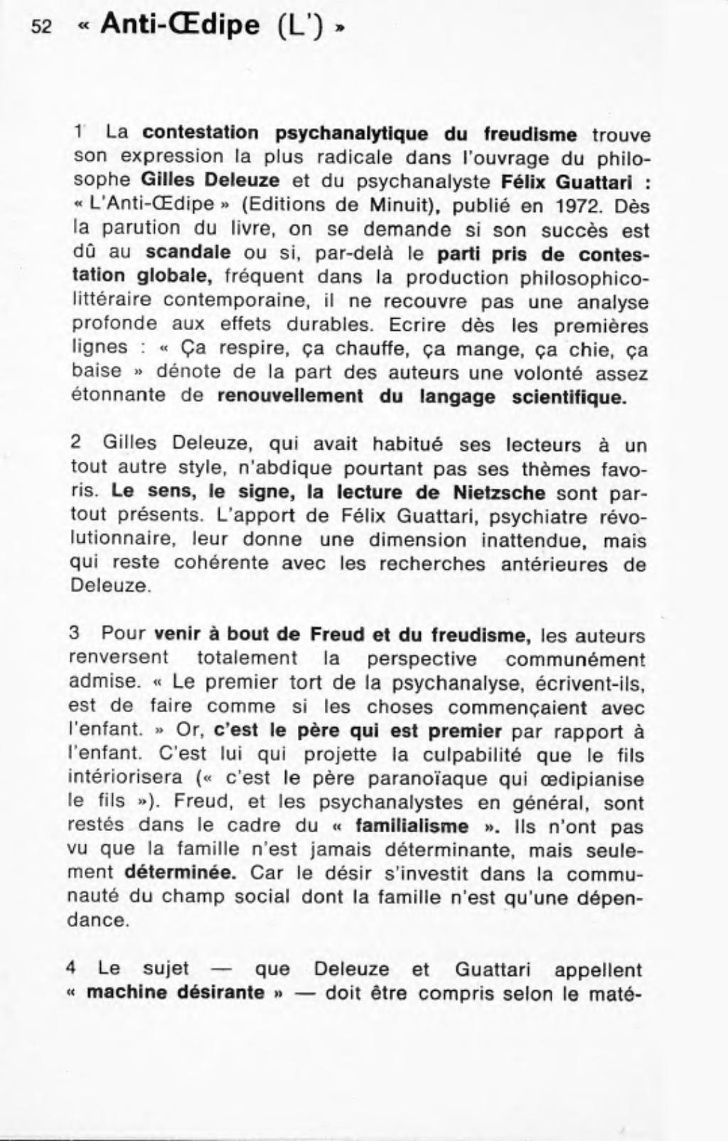 Page Edma La Psychanalyse Le Livre De Poche 1975 Djvu 54