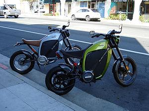 Brammo - Brammo Enertia Powercycles