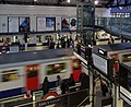 Earl's Court tube station MMB 06 D-Stock.jpg