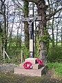 Earl's Croome Wayside Cross War Memorial - geograph.org.uk - 3439.jpg