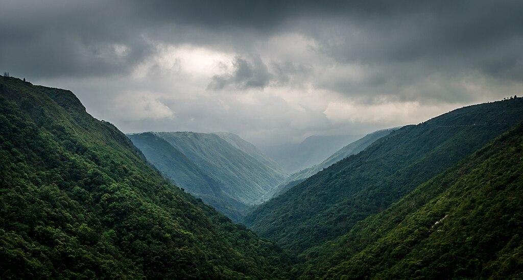 Shillong Monsoon Holidays