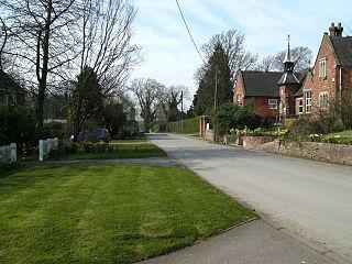 East Ravendale Human settlement in England