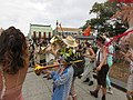 Easter Sunday in New Orleans - Brass Band Jam by Armstrong Arch 11.jpg