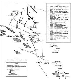 Карта битвы