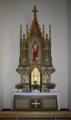 Ebersburg Thalau Catholic Church St Jakobus Altar ri.png