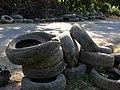 Ecco deve finiscono i pneumatici vecchi lasciati dal gommista...^^^ - panoramio.jpg