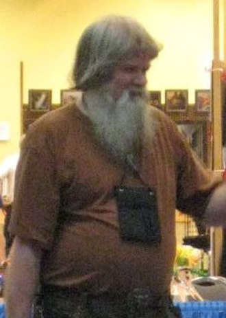 Forgotten Realms - Ed Greenwood in 2008
